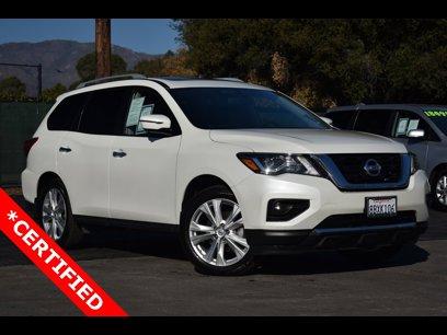 Certified 2018 Nissan Pathfinder SL - 538434913