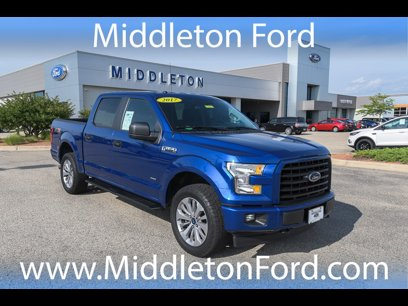 Certified 2017 Ford F150 XL - 522928268