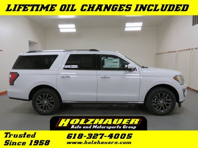 New 2019 Ford Expedition Max 4WD Limited - 530322471