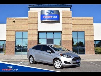 New 2019 Ford Fiesta S Sedan - 523907845