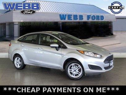 Used 2017 Ford Fiesta SE Sedan - 543978316