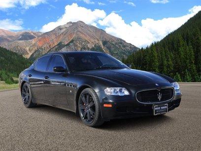2007 Maserati Quattroporte For Sale In Denver Co 80201 Autotrader