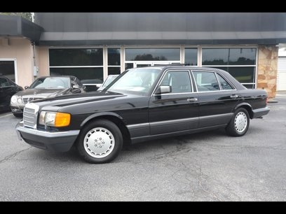 Used 1991 Mercedes-Benz 560 SEL - 470158079