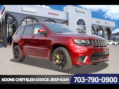 New 2019 Jeep Grand Cherokee 4WD Trackhawk - 529784445