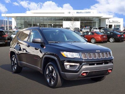 Used 2017 Jeep Compass 4WD Trailhawk - 563183107