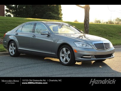 Used 2010 Mercedes-Benz S 550 - 541616341