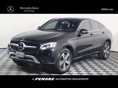 Certified 2018 Mercedes-Benz GLC 300 4MATIC Coupe - 567436907