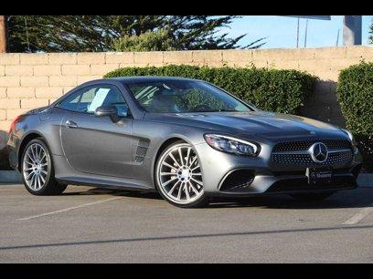 Certified 2017 Mercedes-Benz SL 450 - 542257087