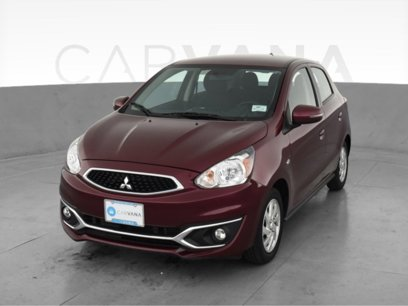 Used 2017 Mitsubishi Mirage SE - 546231225