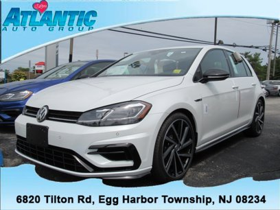 New 2019 Volkswagen Golf R 4-Door - 526819480