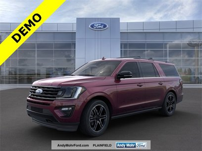 New 2020 Ford Expedition Max 4WD Limited - 533050748