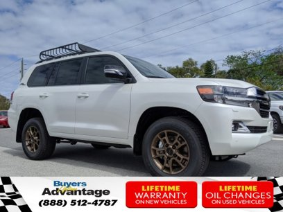 New 2020 Toyota Land Cruiser - 545490870