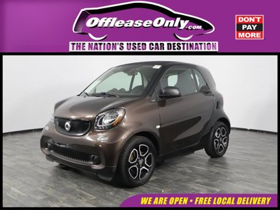 Used 2018 smart fortwo electric drive Coupe - 558280963