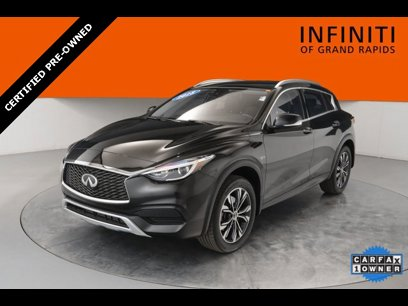 Certified 2018 INFINITI QX30 AWD - 540560812