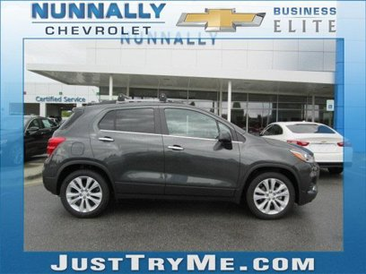 New 2020 Chevrolet Trax FWD Premier - 525892565