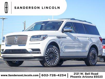 New 2020 Lincoln Navigator 4WD Black Label - 535174008