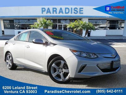 Used 2017 Chevrolet Volt LT w/ Comfort Package - 541110301