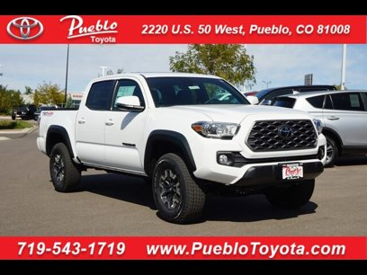 New 2020 Toyota Tacoma w/ TRD Off-Road Package - 531180730