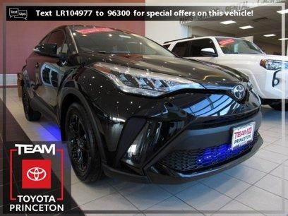 New 2020 Toyota C-HR - 544372592
