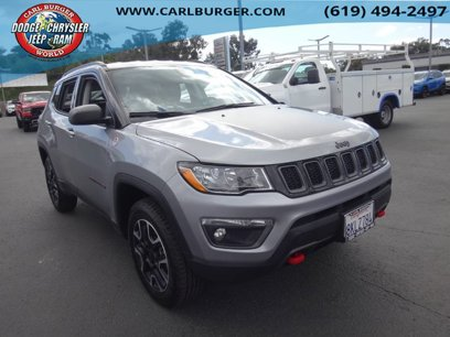 Certified 2019 Jeep Compass 4WD Trailhawk - 545731316