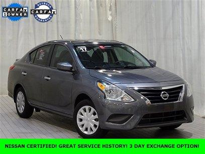 Certified 2017 Nissan Versa 1.6 SV - 544147648