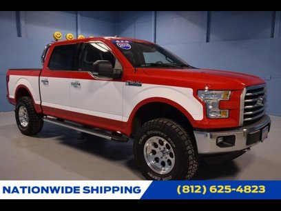 Used 2016 Ford F150 XLT - 466320329