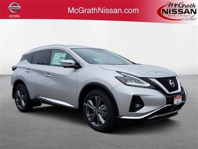 New 2020 Nissan Murano AWD Platinum w/ Cargo Package - 540699002