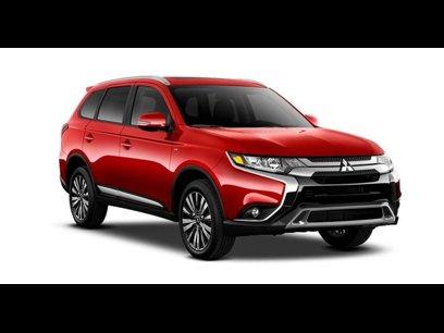 New 2019 Mitsubishi Outlander FWD ES - 527853940