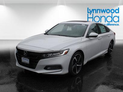 New 2020 Honda Accord 2.0T Sport - 542566652