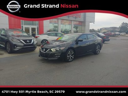 Certified 2018 Nissan Maxima 3.5 S - 542590868