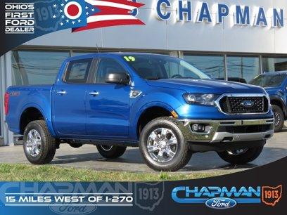 New 2019 Ford Ranger XLT - 521200291