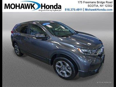 Certified 2019 Honda CR-V AWD EX-L - 542163596