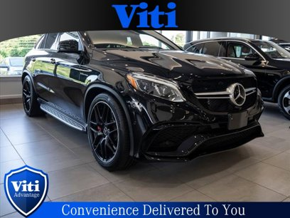 New 2019 Mercedes-Benz GLE 63 AMG S 4MATIC Coupe - 509756480