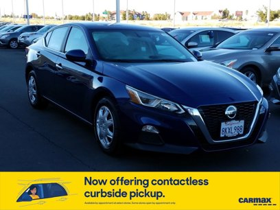 Used 2020 Nissan Altima 2.5 S - 570298125