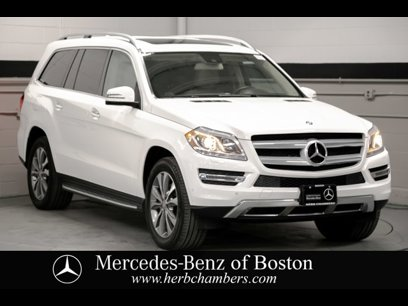 Used 2016 Mercedes-Benz GL 450 4MATIC - 542515609