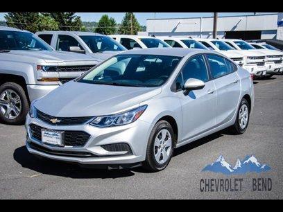 New 2018 Chevrolet Cruze LS Sedan - 522902248