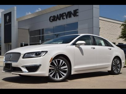 New 2019 Lincoln MKZ Reserve - 519413651