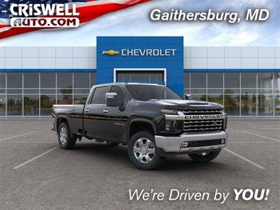 New 2020 Chevrolet Silverado 2500 LTZ - 546492687