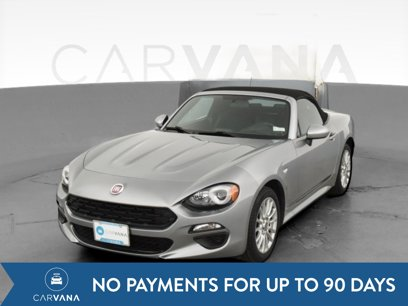 Used 2017 FIAT 124 Spider - 549377703