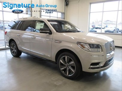 New 2019 Lincoln Navigator L 4WD Reserve - 532232875