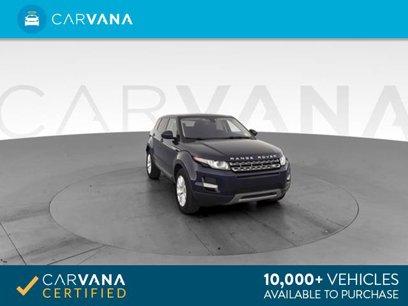 Used 2015 Land Rover Range Rover Evoque Pure 4-Door - 548984288