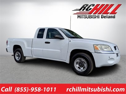 Used 2007 Mitsubishi Raider 2WD Extended Cab LS - 547926902