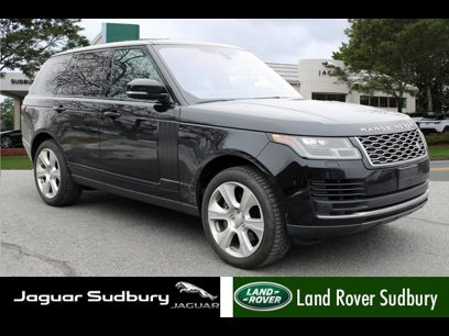 Certified 2018 Land Rover Range Rover Supercharged - 539848116