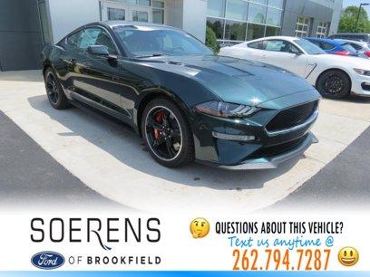 New 2019 Ford Mustang Bullitt Coupe - 517877654
