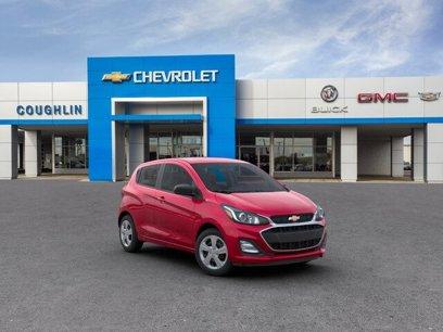 New 2020 Chevrolet Spark LS - 532185105