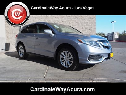 Certified 2016 Acura RDX FWD w/ Technology Package - 542441471