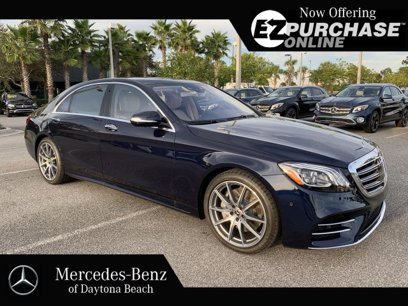 New 2020 Mercedes-Benz S 450 Sedan - 530070360