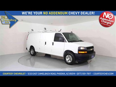 Certified 2019 Chevrolet Express 2500 Extended - 546724340