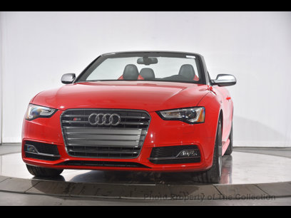 Certified 2017 Audi S5 3.0T Cabriolet - 541536361