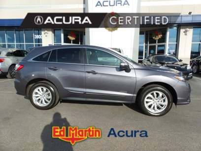 Certified 2018 Acura RDX w/ Technology Package - 539686588